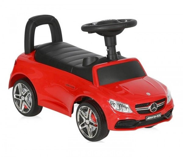 GURALICA RIDE-ON AUTO MERCEDES-AMG C63 Coupe RED